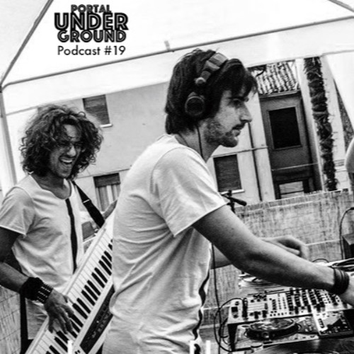 Podcast #19 Portal Underground by JazzyFunk