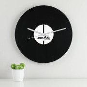 Vinyl-Clock