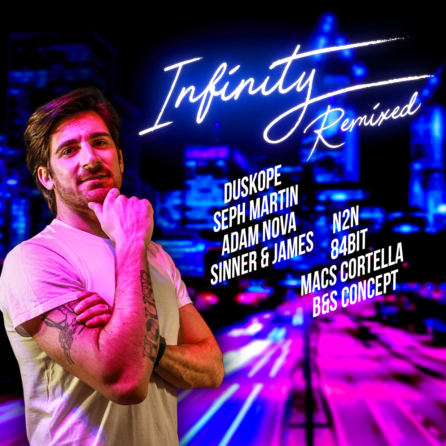 Infinity Remixed (Exclusive Album Mix)